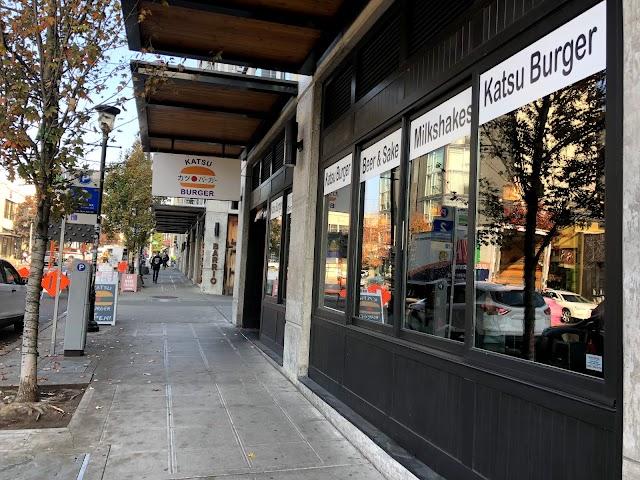 Katsu Burger & Bar