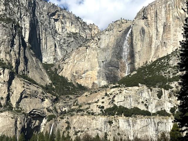 List item Lower Yosemite Falls Trailhead image