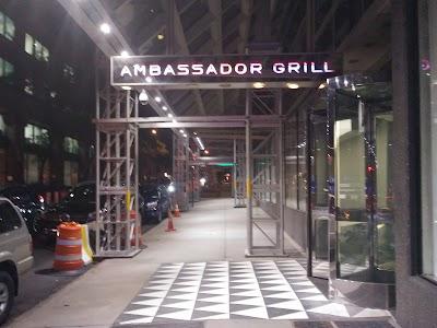 Ambassador Grill Parking - Find Cheap Street Parking or Parking Garage near Ambassador Grill | SpotAngels