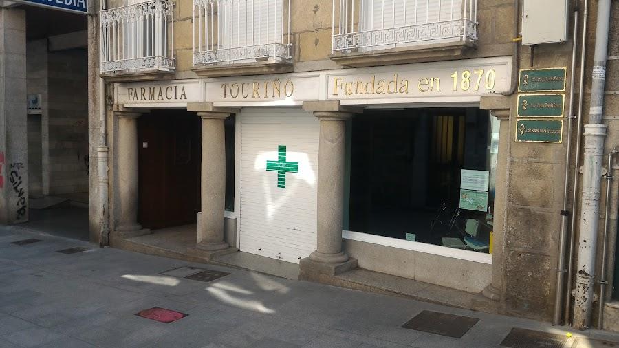 Foto farmacia Enrique Touriño Gómez