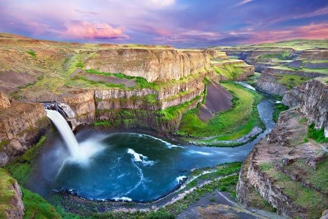 Palouse Falls image