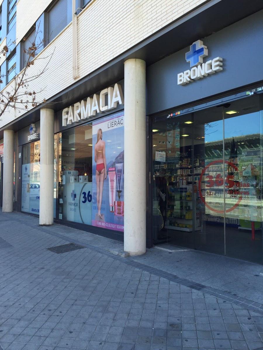 Foto farmacia FARMACIA BRONCE 24 HORAS