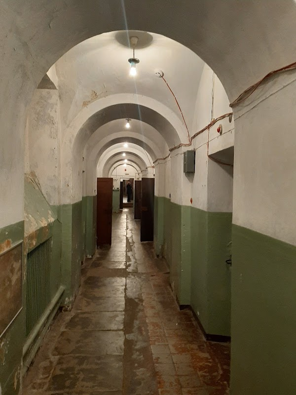 Popular tourist site Museum of Occupations and Freedom Fights in Vilnius