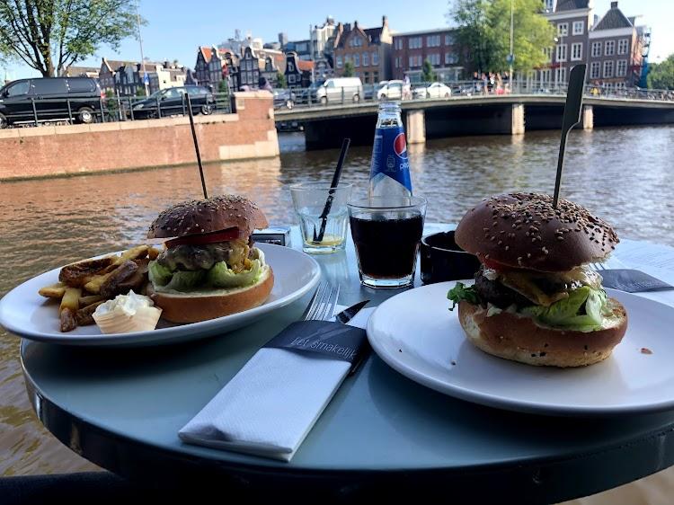 Café de Jaren Amsterdam