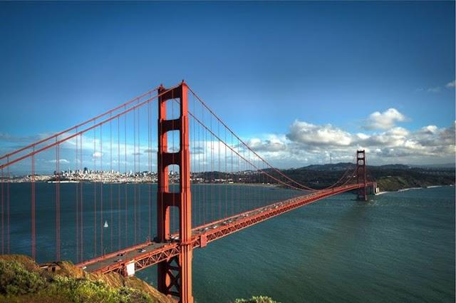 List item Golden Gate Bridge image
