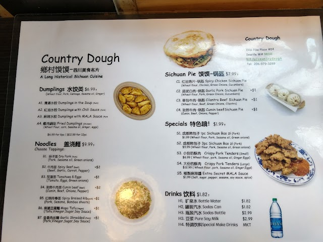 Country Dough