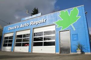 Chuck's Auto Repair - Maple Leaf