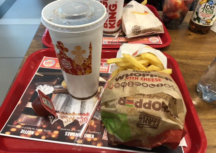 Burger King Schiphol