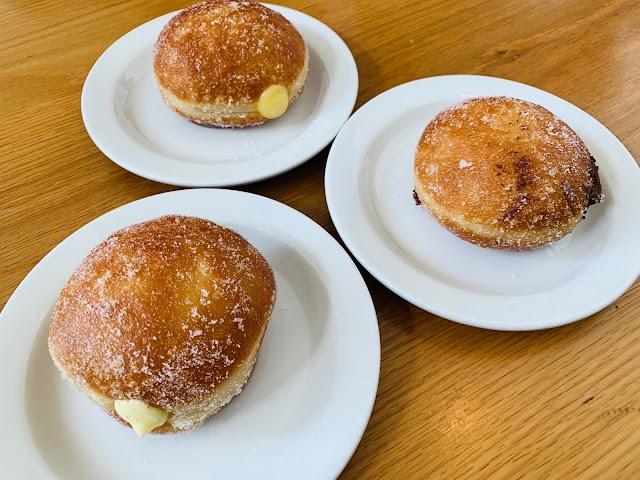 General Porpoise Doughnuts
