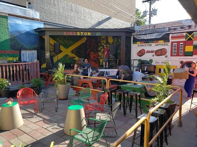 Pimento Jamaican Rum Bar