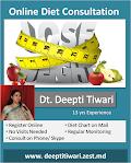 Dietitian Deepti Tiwari in gurugram - Gurgaon