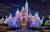 Ruch na żywo w Disneyland Anaheim