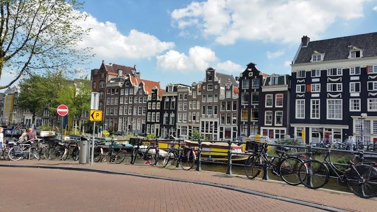 Q-Park Nieuwendijk Amsterdam