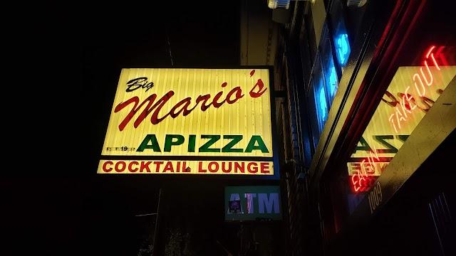 Big Mario's Pizza