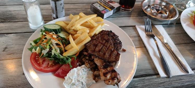 "Restaurant ""Zorba De Griek"" Amsterdam"