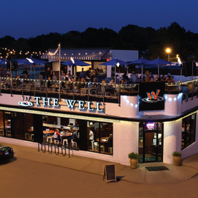 The Well Bar Grill and Rooftop image