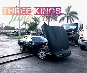 Three Kings Junk Car