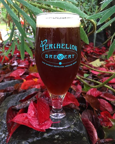 Perihelion Brewery banner backdrop