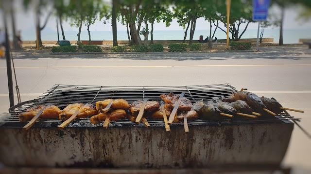 Halal Food by the Beach