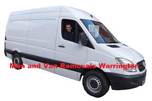 Man and Van Removals Warrington