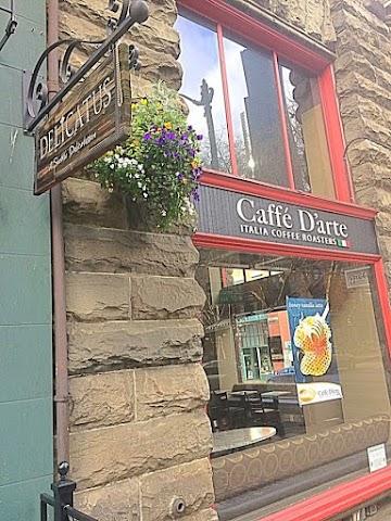 Caffé D'arte - Pioneer Square Café