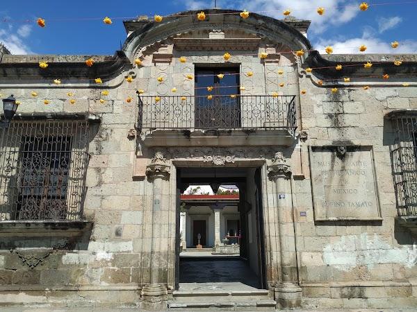 Popular tourist site Museo de Arte Prehispánico de México Ruf in Oaxaca