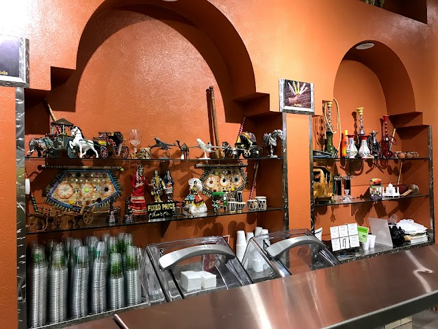 Agha Juice & Cafe