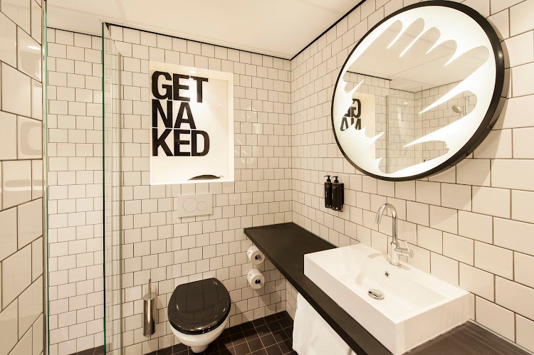 Conscious Hotel The Tire Station Amsterdam