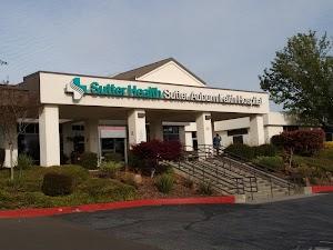 Sutter Auburn Faith Hospital