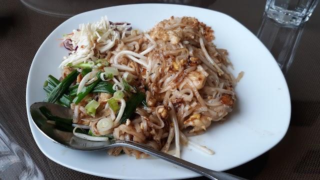 Silver Tray Thai