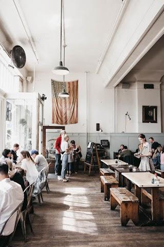 Oddfellows Café + Bar