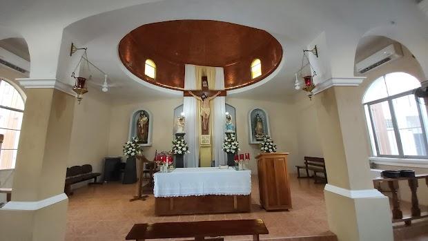 Parroquia de la Santa Cruz de Huanacaxtle