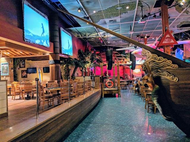 Margaritaville Five O'Clock Somewhere Bar