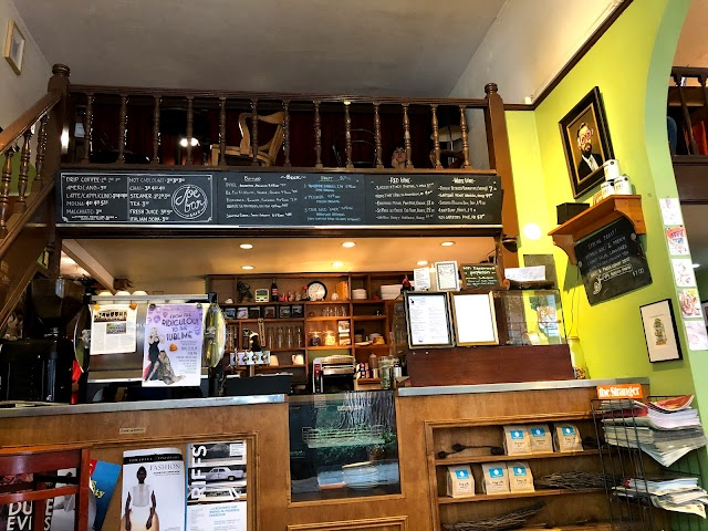 Joe Bar banner backdrop