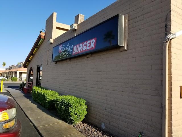 Fuku Burger Chinatown