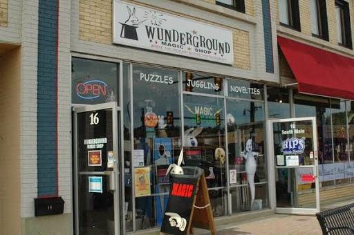 List item Wunderground Magic Shop image