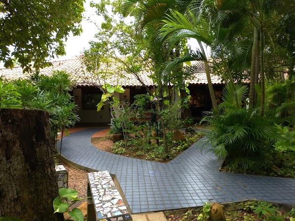 Popular tourist site a Casa do Rio Vermelho in Salvador