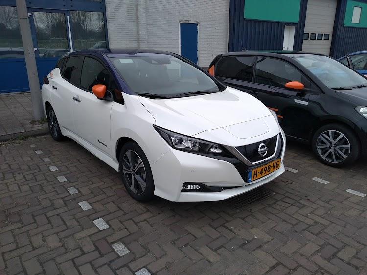 Sixt Autoverhuur Amsterdam