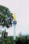 Traffic update near Masjid UKM Kajang
