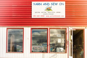 Yarn & Sew On