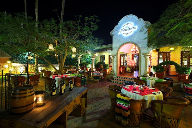 Restaurante Maria Corona