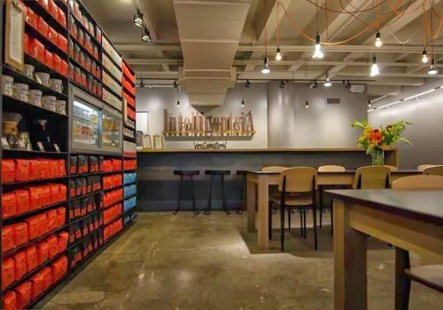 Intelligentsia Coffee Broadway Coffeebar