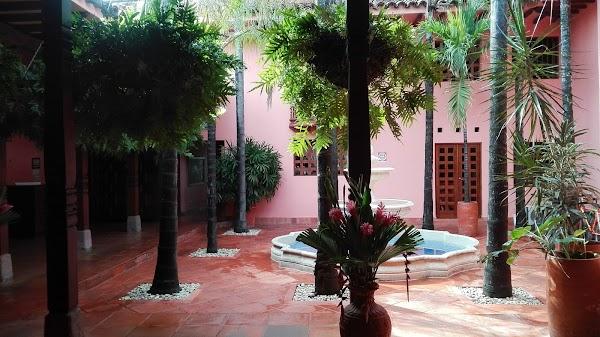 Popular tourist site Hotel Boutique Casa Tenerife in Santa Fe de Antioquia