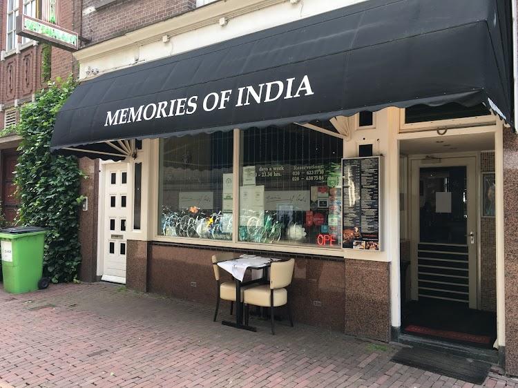Memories of India Amsterdam