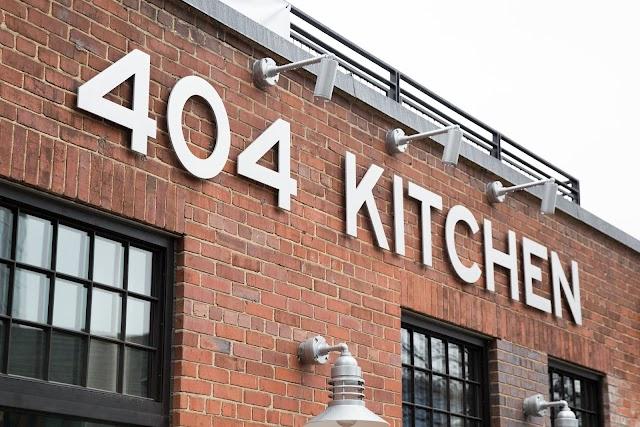 The 404 Kitchen