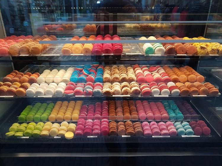 Ice bakery Amsterdam