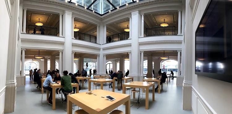 Apple Amsterdam