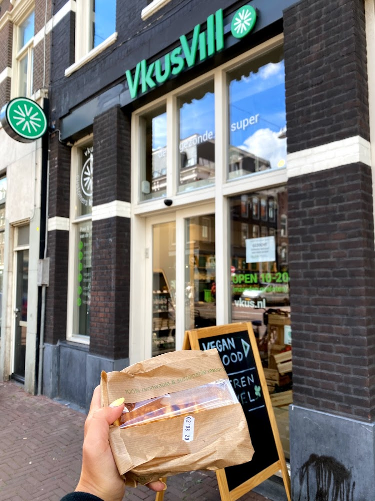 VkusVill Amsterdam