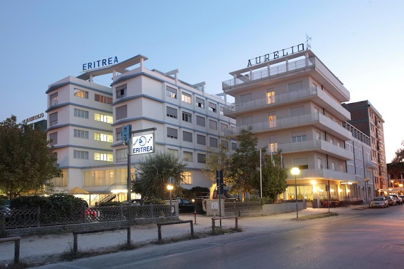 Club Hotel Aurelio and Eritrea
