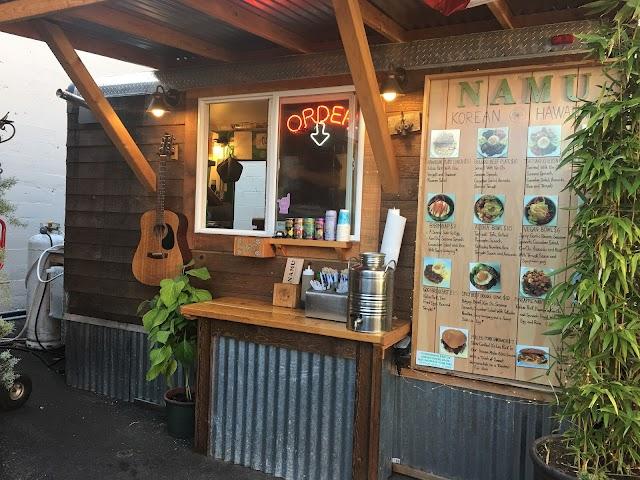 Namu Food Cart